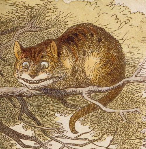 チェシャ猫は○○○がモチーフ。なぜアリスの身体のサイズは変わるのか?etc.『不思議の国のアリス』本当の面白さとは?