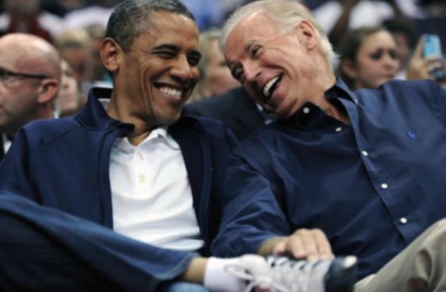 親友でも恋人でもない、男同士のロマンス。オバマ大統領とバイデン副大統領を表す「かばん語」の物語。